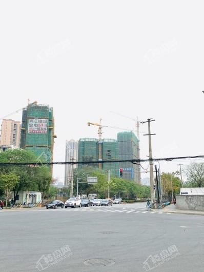 中化润达丰滨江樾城实景图