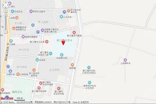 碧桂园翘楚棠交通图