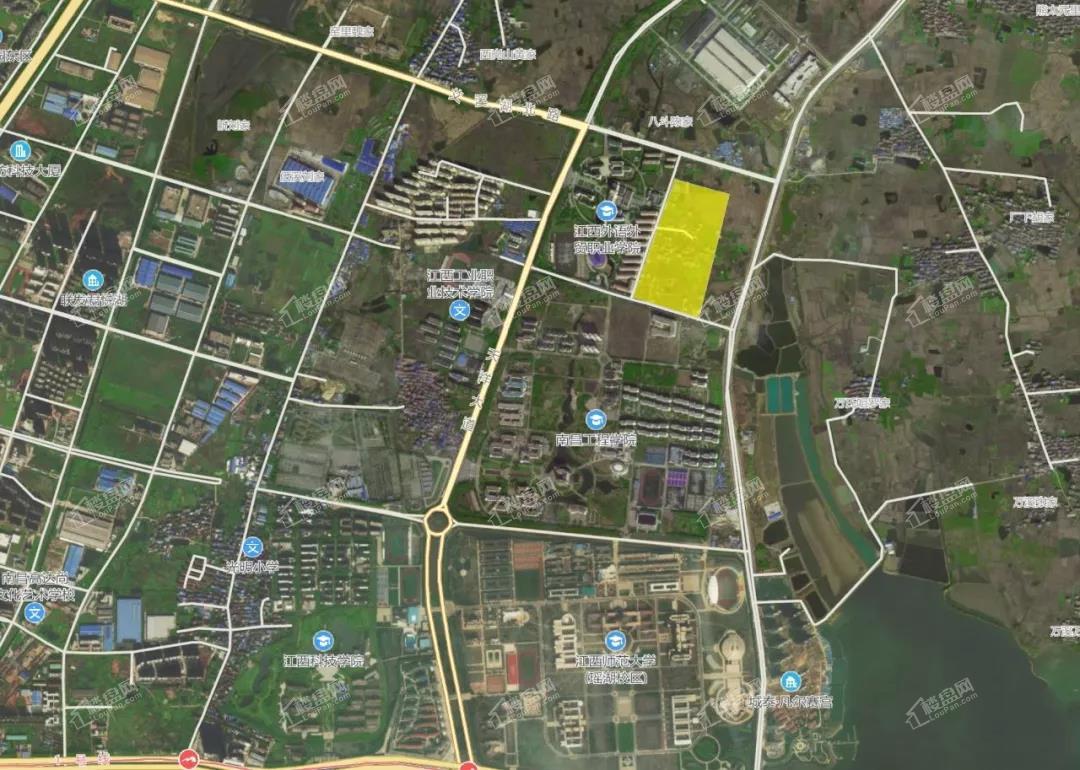 中国铁建书香瑶庭位置图