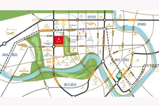 银宸公馆位置图