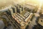 星荟城在售17栋,层高20层,一二层商铺