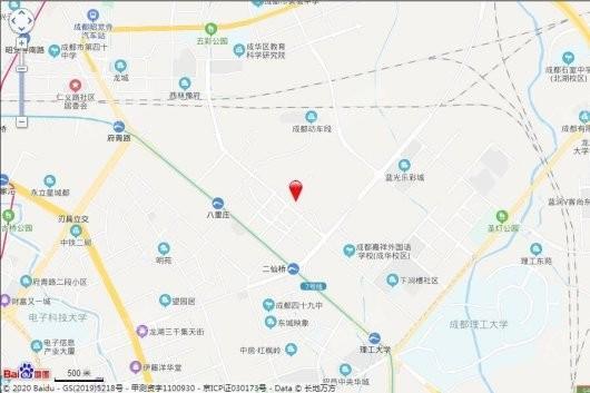 朗诗乐府交通图