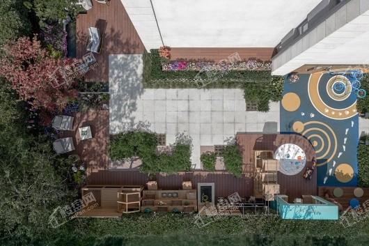 万科公园传奇(公寓)效果图