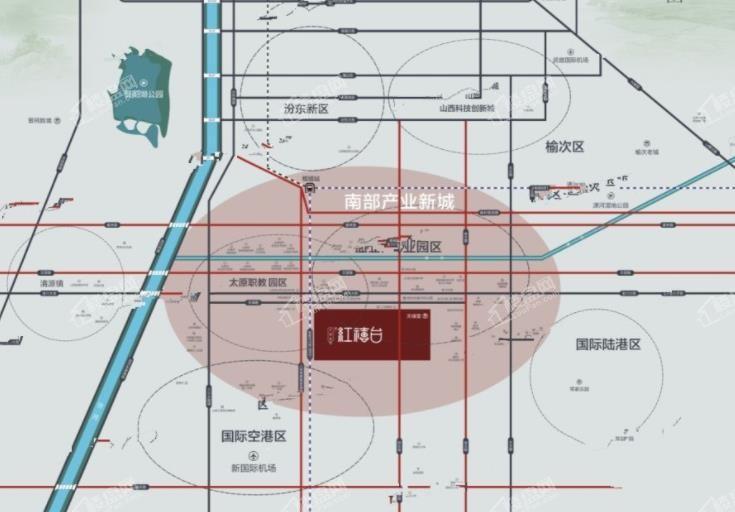 天禄堂·红禧台位置图