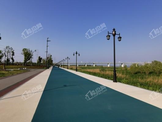 中海·二七滨江项目配套图
