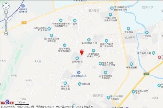 新悦荟交通图