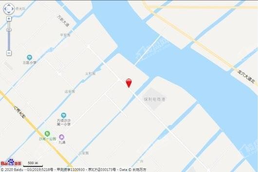 广州恒大阳光半岛交通图