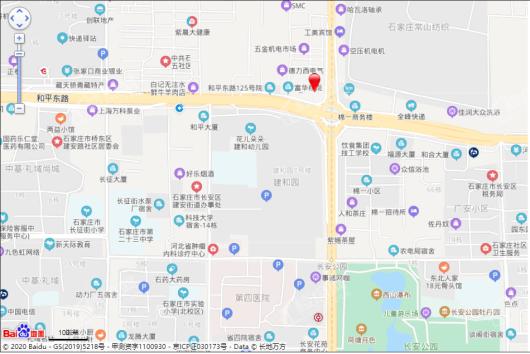 东胜时间山交通图