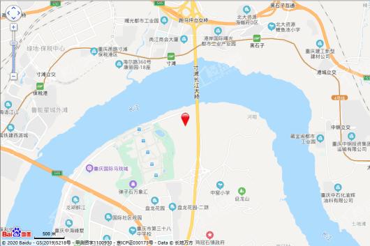 华发四季半岛交通图