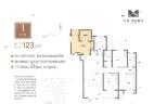 123户型3室2厅2卫