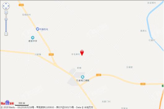 奥园楚江书院交通图