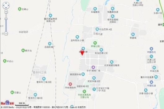 金融街.九龙金悦府交通图
