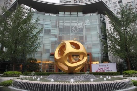 新湖明珠城三期实景图