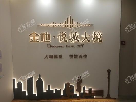 金地悦城大境实景图