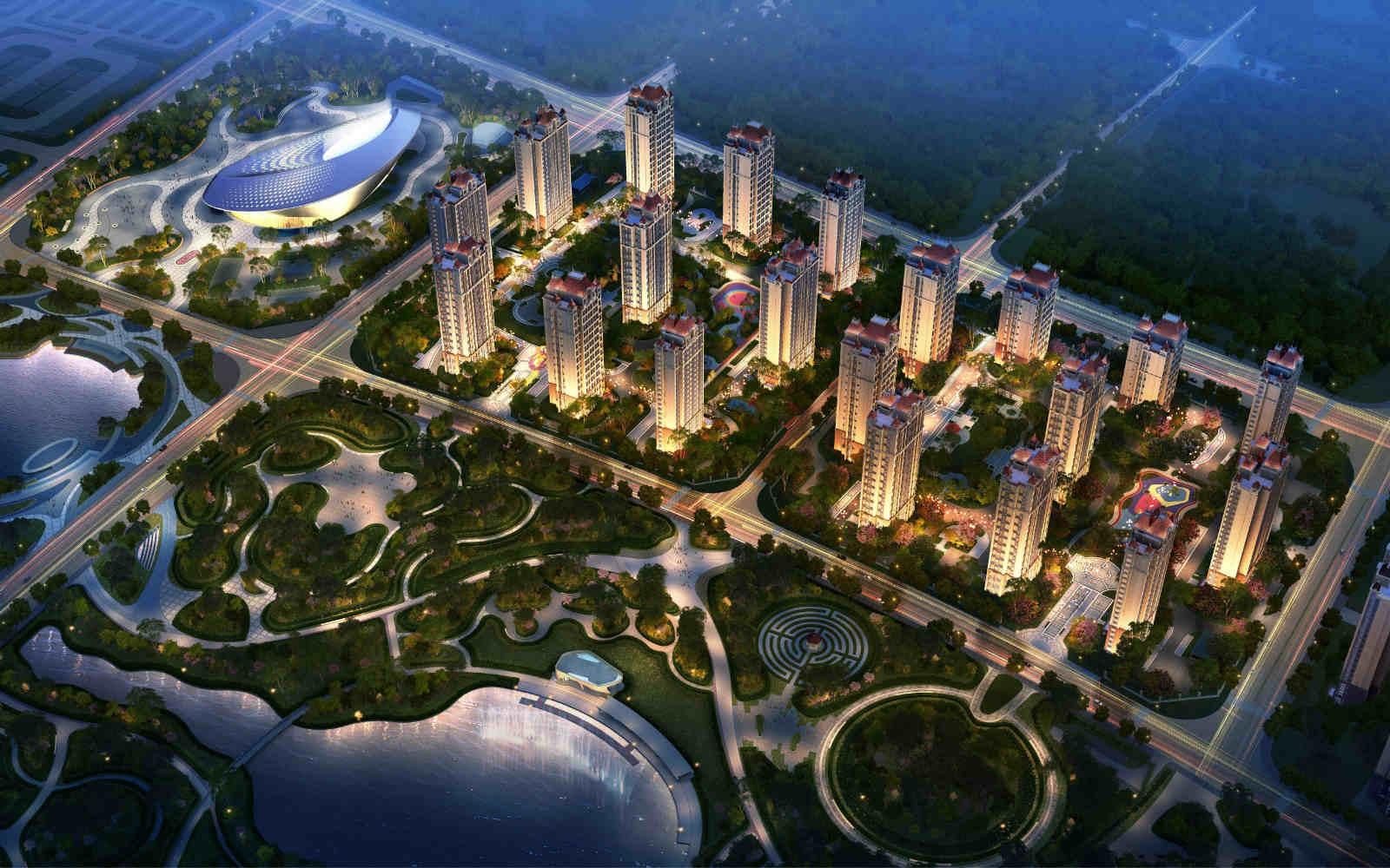 为您推荐滨海恒大文化旅游城