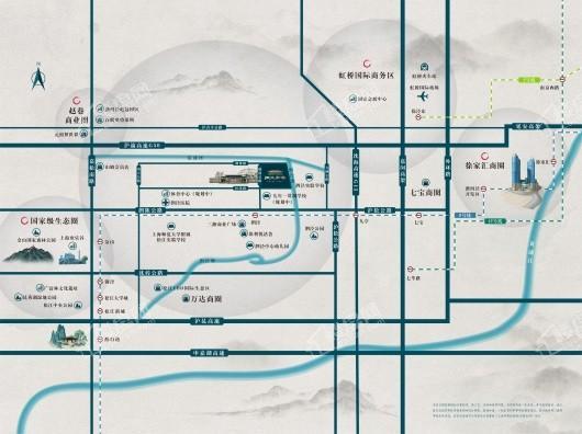 泗水和鸣交通图