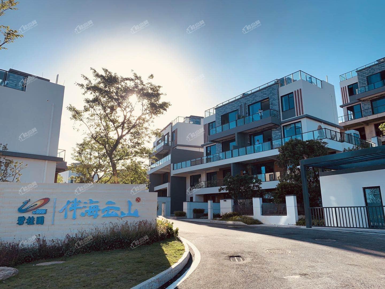 碧桂园十里银滩·伴海云山实景图