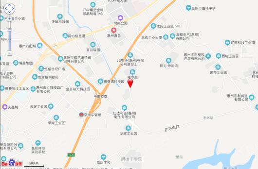 天健书香名邸交通图