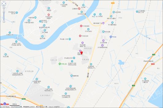 龙胤喜泰来商业中心交通图