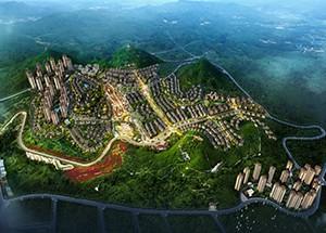 铜仁仁山公园高清图