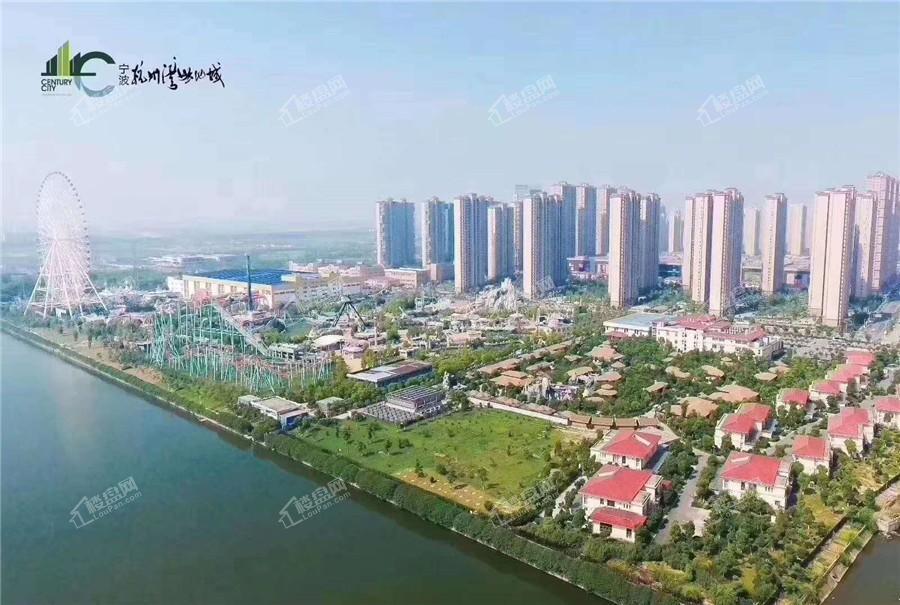 杭州湾世纪城实景图