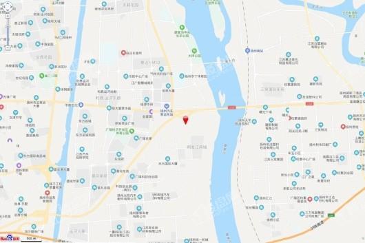 恒大云锦华庭交通图
