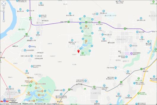 香港置地衿湖翠林交通图