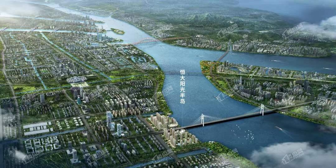 广州恒大阳光半岛效果图