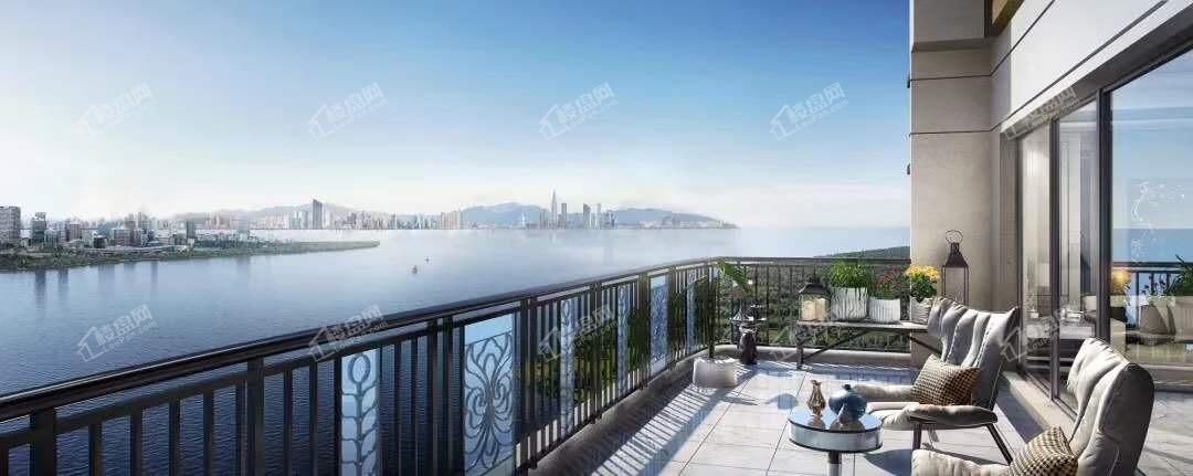 广州恒大阳光半岛实景图