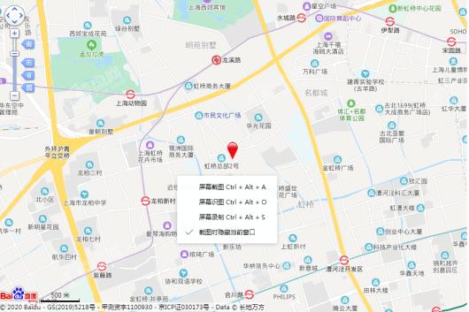 东苑古北尚公馆交通图