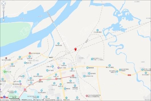 匯龍·花溪半島交通圖