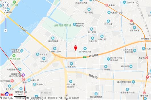 滨江嘉品美寓交通图