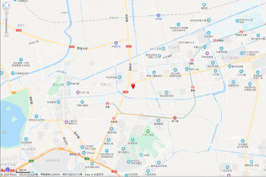 中梁沐宸院交通图