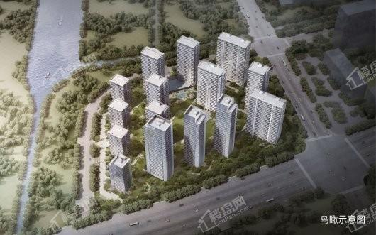 滨江绿城江河汇项目