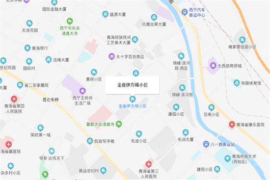 伊方锦交通图