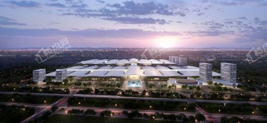 为您推荐绿地天河国际会展城