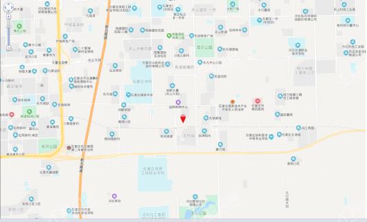 五合锦江府交通图