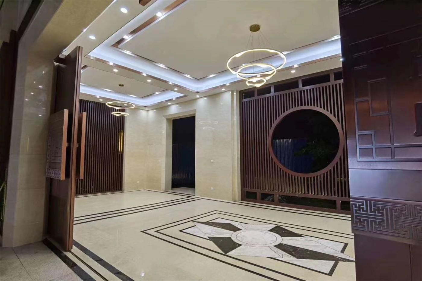北京城房时代庄园实景图