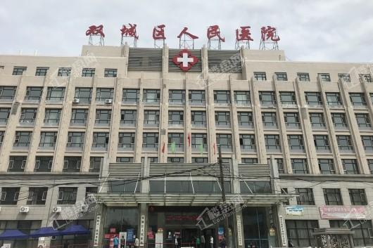 中粮·锦云世家双城区人民医院