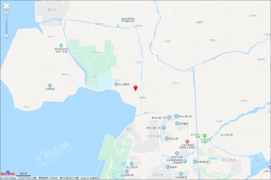 研祥智谷产业基地交通图