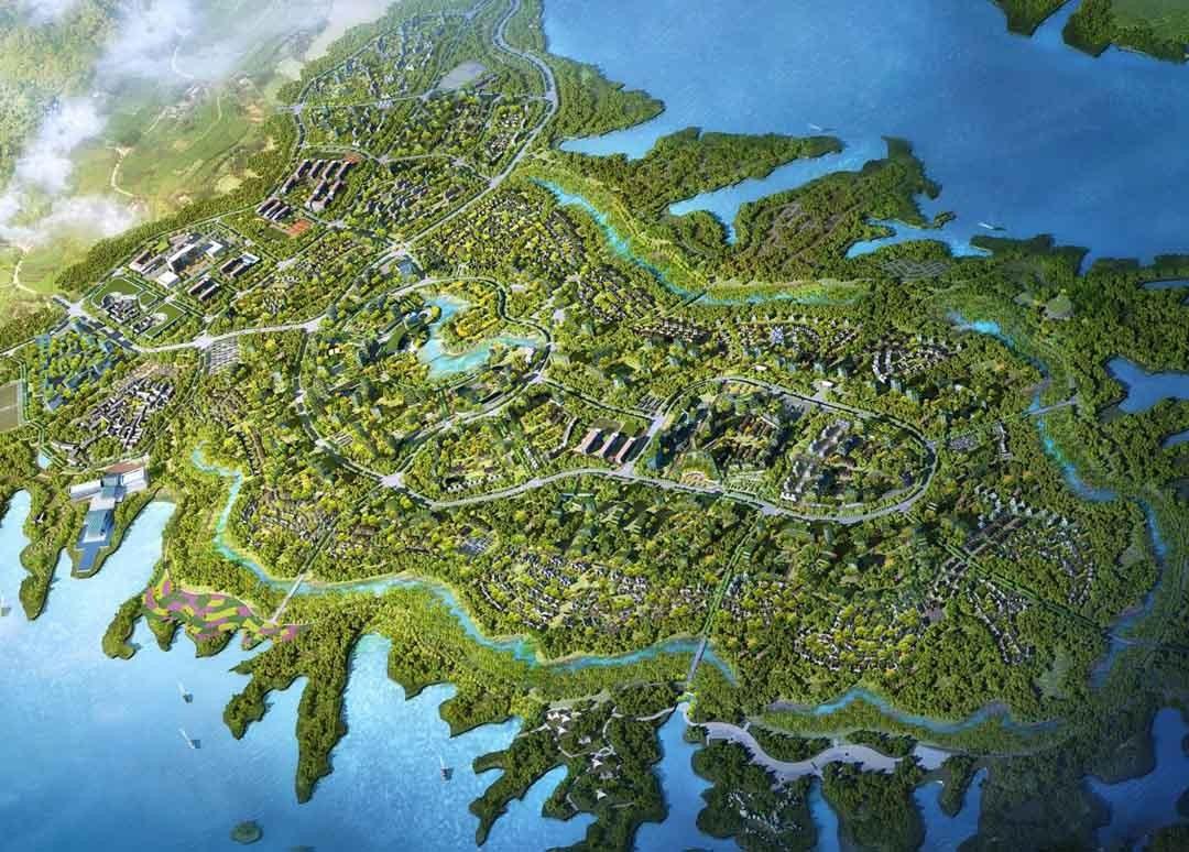 环球融创黑龙滩长岛