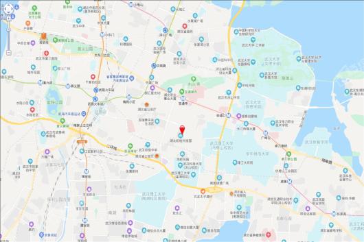 龙湖·天玺交通图