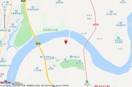 嘉景湾交通图