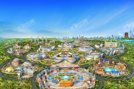为您推荐武汉恒大世纪梦幻城