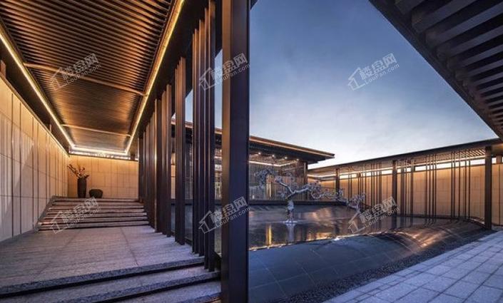 奥园玺樾九里实景图