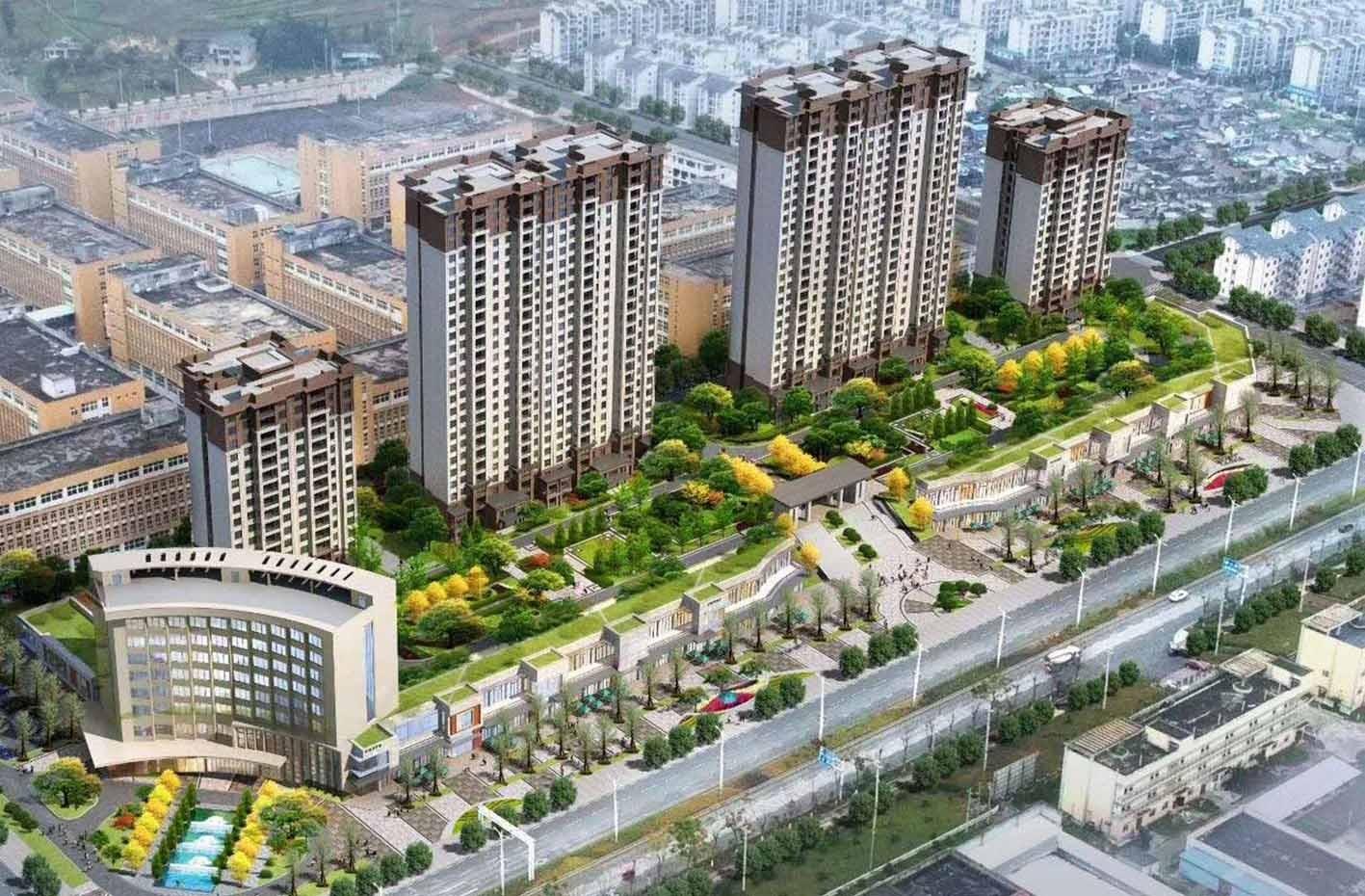 建投·时代新城