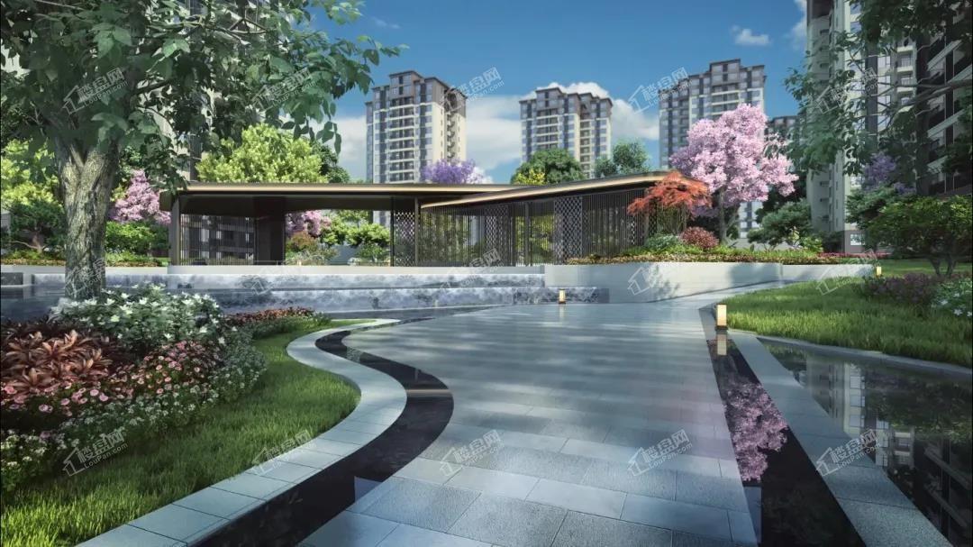 邦泰·花园城效果图