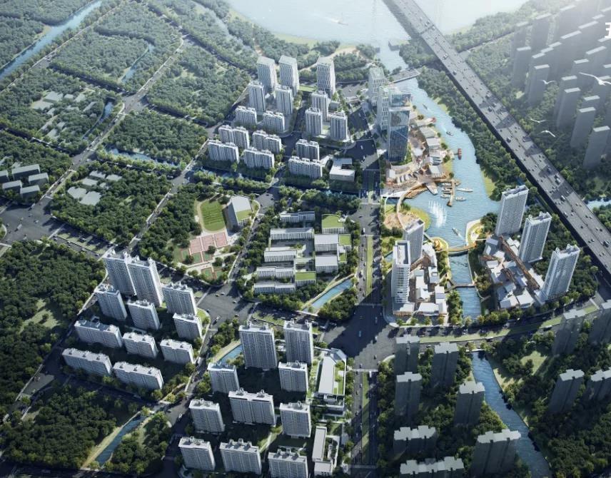 为您推荐宝龙雅戈尔江汇城