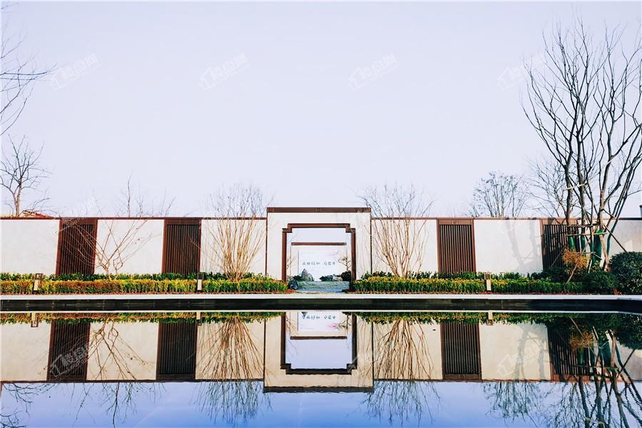 江海颐和田园实景图