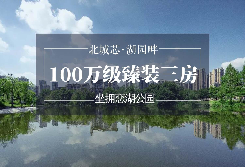 蓝光公园悦湖